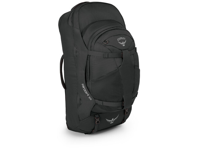 Osprey Farpoint 55 Backpack size M/L, volcanic grey